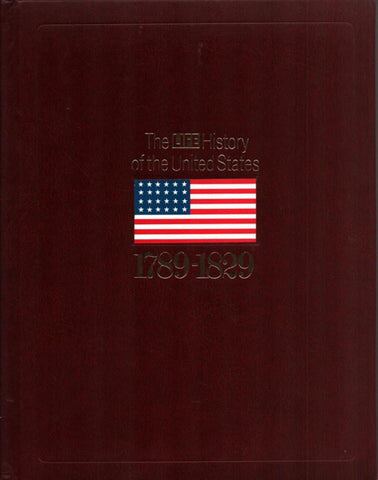 1789-1829 Life History of the United States Hardcover Time Life Education U N/A Time_Life_Education
