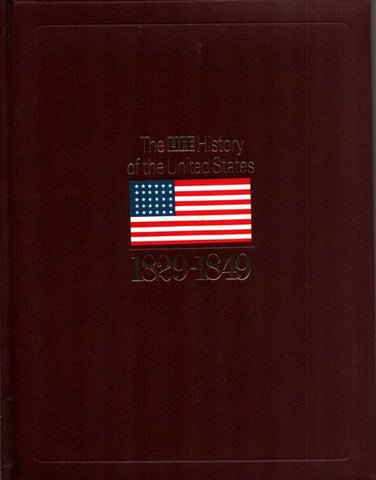1829-1849 Life History of the United States Hardcover Time Life Education U N/A Time_Life_Education