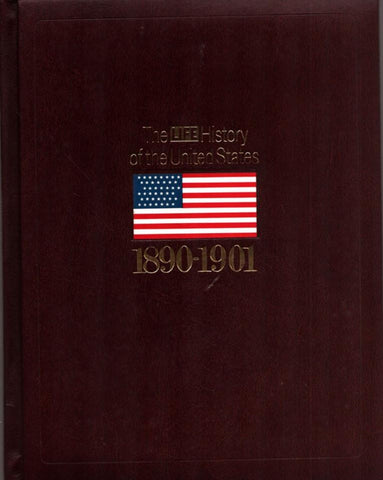 1890-1901 Life History of the United States Hardcover Time Life Education U N/A Time_Life_Education