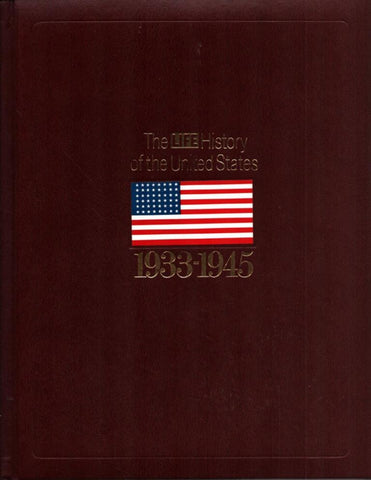 1933-1945 Life History of the United States Hardcover Time Life Education U N/A Time_Life_Education