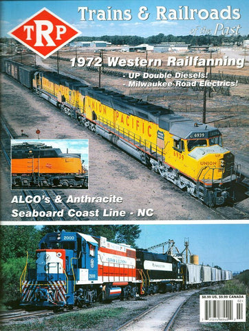 TRP Trains & Railroads of the Past 2nd Quarter 2018 Issue #14 Magazine U N/A Trains_Railroads_of_the_Past