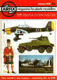 Airfix Magazine For Plastic Modellers January 1.1976 Vol.17 No.5 U1 N/A Airfix_Magazine