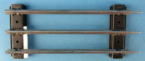"Lionel G Gauge 3 Rail Straight Track Section 7"" 1/2 Reg. Straight #11-99096U N/A Lionel"