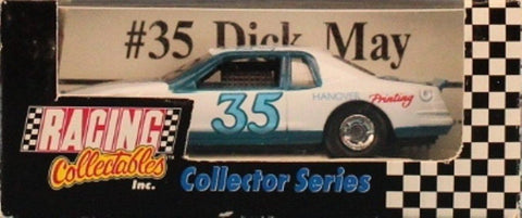 Action Racing Collectables 1:64 #35 Dick May Collector Series Built Model #83047 N/A Action_Racing_Collectables