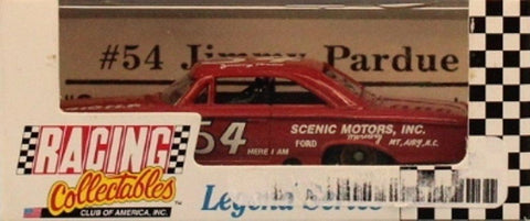 Action Racing Collectables 1:64 #54 Jimmy Pardue Legend Series Built #6301010 N/A Action_Racing_Collectables