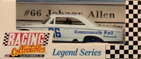 Action Racing Collectables 1:64 #66 Johnny Allen Legend Series Built #6301012 N/A Action_Racing_Collectables
