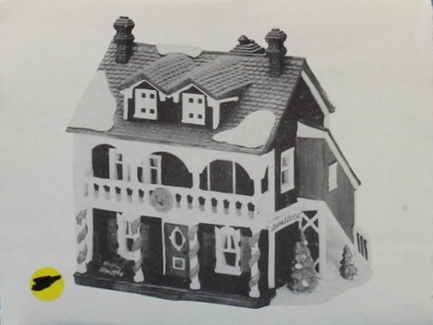 Department 56 New England Village Series Arlington Falls Church #5651-0 N/A Department_56