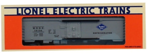 Lionel O Gauge Reading Lines M.R.B.X MRBX #16134 Refrigerator Reefer Box Car Boxcar #6-16134U