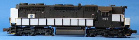 Atlas O Gauge SD-35 Locomotive Engine EMD Leasing HN #1565 TMCC #3013100-2U N/A Atlas