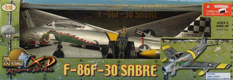 21st Century Toys Ultimate Soldier 1:18 F-86F-30 Sabre Huff Built Kit #10186U N/A The_Ultimate_Soldier