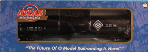 Atlas O Gauge ADM #25705 Molecule O Trinity 25500 Gallon Tank Car #3005004-4U N/A Atlas