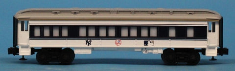 Lionel O Gauge New York Yankees Major League Baseball Coach Passenger Car U N/A Lionel