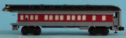 Lionel O Gauge Polar Express Madison Car Last Passenger Coach Car #25101U2 N/A Lionel