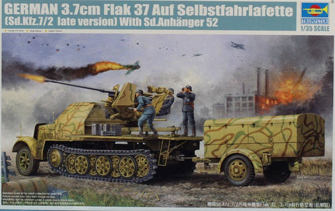 Neu Trumpeter 02343-1:35 Soviet 122mm Howitzer 1938 M-30 Early Ve