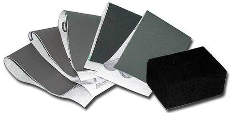 Alclad II Micromesh Polishing Cloth Set