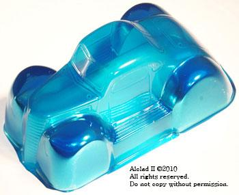 Alclad II Lacquer Paint Transparent Blue Heat Stains & Lexan Tints