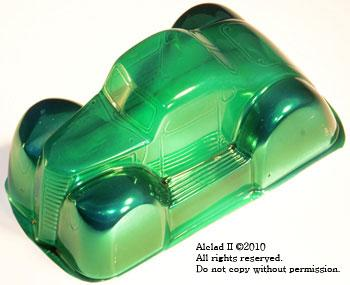 Alclad II Lacquer Paint Transparent Green Heat Stains & Lexan Tints