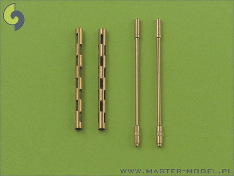 Master 1:32 British MK.2 Browning .303 7.7mm w/o Booster Flash Hider 2pc AM32012 N/A Master Model