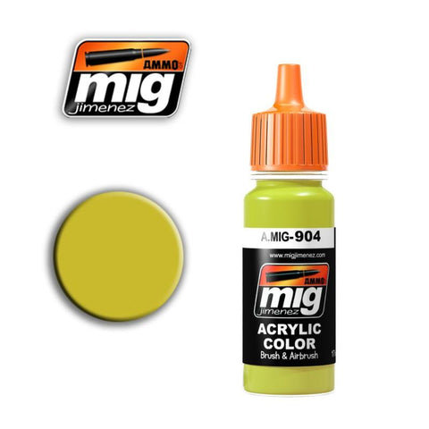 Acrylic paint to be use in combination with other tones of the same color range to obtain the modulation effect, interesting light effects, and volume effects with our models base colors.