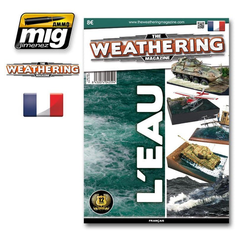 Ammo Mig Jimenez The Weathering Magazine Issue 10 EAU (Fran?aise) #4259 N/A Ammo of Mig Jimenez