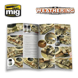 Ammo of Mig Jimenez Weathering Magazine Issue 4 Engine Fuel Oil English #4503