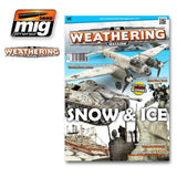 Issue 7 of The Weathering Magazine is now available.  Inside, the theme of snow and ice is covered in depth with all of the techniques needed to set our models in a winter environment with plenty of Ice and Snow. From how to make a spectacular frozen diorama to adding subtle snow effects on a T34.