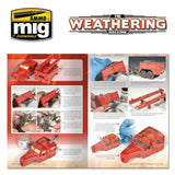Ammo of Mig Jimenez The Weathering Magazine 23 Die Cast from Toy to Model #4522