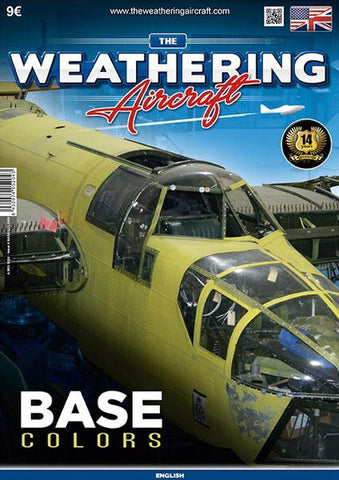 The Weathering Aircraft, your publication of choice focusing on painting and weathering techniques for aircraft models. In this issue, we will show you how to work with the typical greens and grays, both key components of the majority of military camouflages.