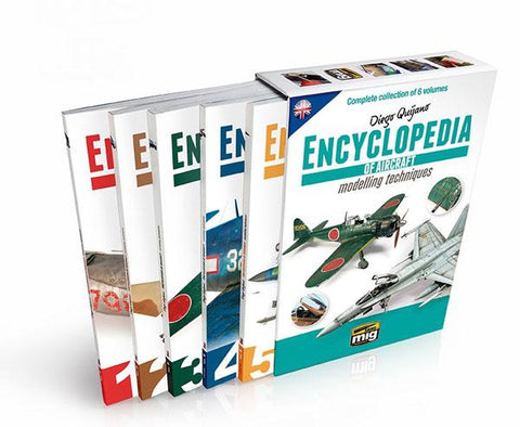 The definitive encyclopedia of model aircraft performed by the world famous modeler Diego Quijano and a selection of the best worldwide aircraft modelers, led by Mig Jimenez.Through more than 750 pages and 3,500 high quality and full color photos,