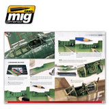 Ammo of Mig ENCYCLOPEDIA OF AIRCRAFT MODELLING TECHNIQUES VOL.1 : COCKPITS #6050