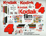 AMT ERTL 1:25 Kodak Film Chevrolet Plastic Model Kit #6727U