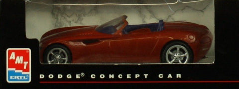 AMT ERTL 1:24 Dodge Concept Car Built Model #8131 N/A AMT/ERTL