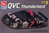 AMT ERTL 1:25 McDonald's Racing Team + QVC Thunderbird #8402U #8161U 2 Kits