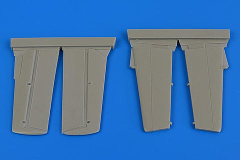 Aires 1:48 A-37B Dragonfly Control Surfaces for Trumpeter - Resin Update #4689 N/A Aires
