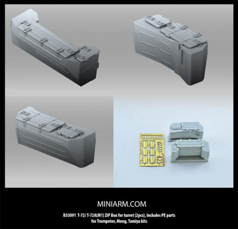Detail Update. Unassembled Unpainted Scale Model Accessory