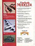 Fine Scale Modeler December 1993 Vol.11 No.8 Magazine