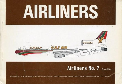 Airliners Number 7 Airline Publications & Sales Ltd.