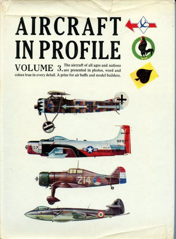 Aircraft In Profile Volume #3 Doubleday & Company, Inc.