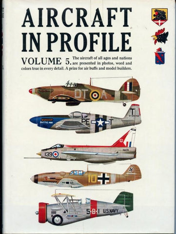 Aircraft In Profile Volume #5 Doubleday & Company, Inc.