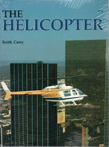 The Helicopter By Keith Carey #2410 TAB Books N/A TAB Books