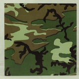 Lot of 5 L2 Woodland Camouflage Cardboard Packaging Gift Boxes 13.5X13.5X3 Inch N/A OEMBrand