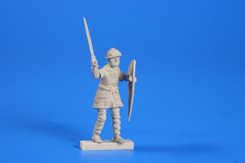 CMK 1:48 English Knight Resin Figure Kit #F48271 N/A CMK