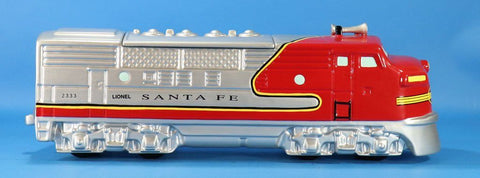 Lionel Enesco America's Favorite Santa Fe Train Collectible #2333 Cookie Jar #480177