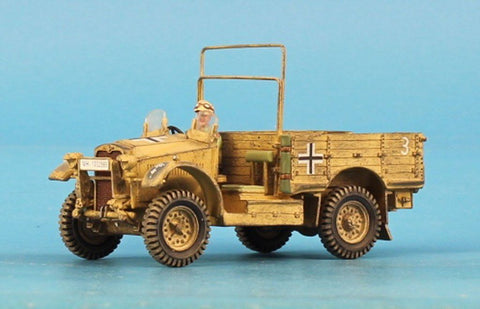 King & Country 1:32 Morris CS8 British 15 CWT Truck Series 250 Built Model AK077 N/A King_Country