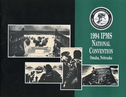 1994 IPMS/USA National Exposition Convention Nebraska Return To Omaha Beach N/A IPMS/USA