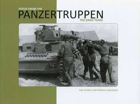Fotos Panzertruppen Early Years Panzerwrecks by Lee Archer & Willam Auerbach N/A Panzerwrecks