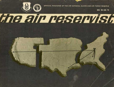 The Air Reservist 12 December 1969 1 January 1970 Official Magazine U N/A The Air Reservist