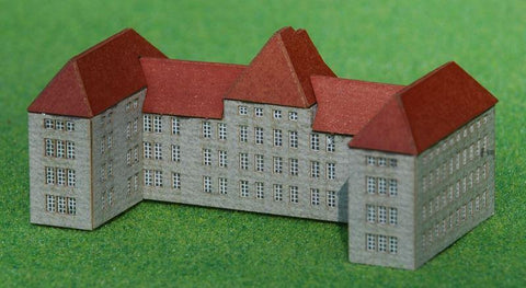 Loose Cannon 1:700 Shawshank Building Model Kit #LCMB024