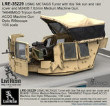 Live Resin 1:35 MCTAG5 Marine Corps Armored Gun Shield #3 Resin Detail #LRE35229