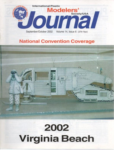 IPMS Journal September/October 2002 Volume 14 Issue 6 Magazine N/A IPMS